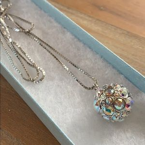 Touchstone Crystal Ball Necklace